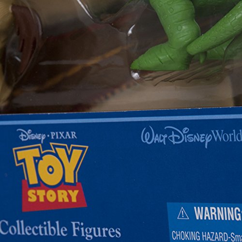 Disney Parks Exclusive Toy Story 7 Piece Figure Set Playset