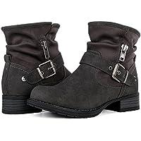 Global Win GLOBALWIN Women's Winter Fasion Ankle Boots