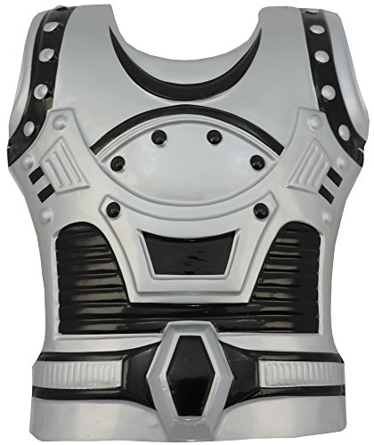 Child's Size Plastic Space Warrior Chest Plate (Chest Plate Armor)