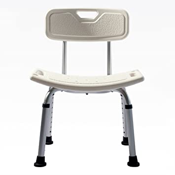 MyAou-Shower Chair Silla de Ducha Plegable Silla de Ducha ...