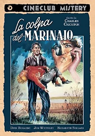 La Colpa Del Marinaio: Amazon.it: Dirk Bogarde, Hubert Clifford ...