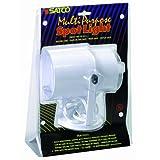 Nuvo Lighting Satco SF77/395 Multi-Purpose Portable Spot Light, White
