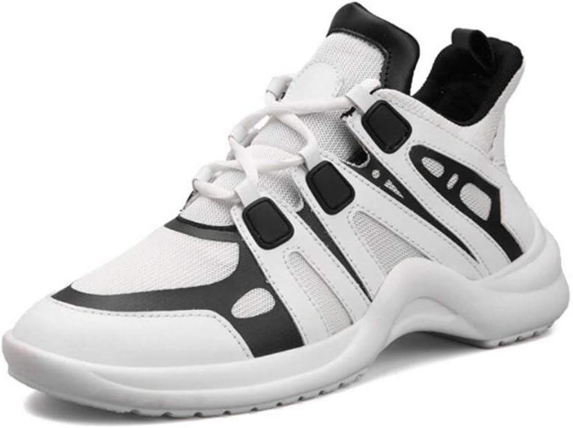 Zapatillas deportivas para hombre, 2018 Summer New Korean Sports Shoes, Lovers Sports Single Shoes, Zapatillas de malla transpirables, Athletic Walking Gym, Par de Sneakers, (Color: B, Tamaño: 40): Amazon.es: Hogar
