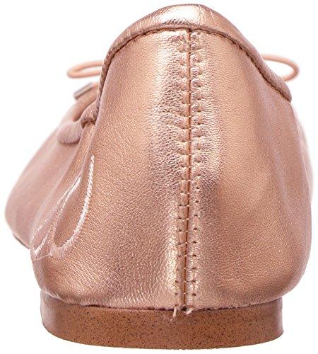 Sam Edelman Women's Felicia Ballet Flat Platinum Pink cheap sale geniue stockist free shipping eastbay explore online jW5jebdT7