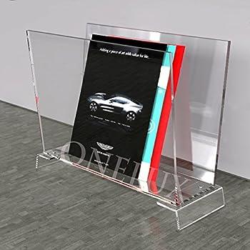 Amazon Clear Acrylic Home Use Acrylic Magazinenewspaper Fascinating Acrylic Magazine Holder For Treadmill