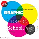 Graphic Design School: A Foundation Course for Graphic Designers Working in Print, Moving Image and Digital Media (6 Edition)