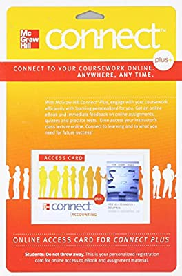 Connect Plus Accounting 2-Semester Access Card for Advanced Accounting
