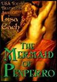 Front cover for the book The Mermaid of Penperro by Lisa Cach