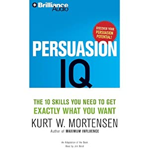 Persuasion IQ Audiobook