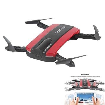 GKCD WiFi Drone, WiFi teléfono móvil Control Mini cámara de Antena ...