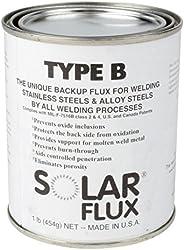 Harris S0FB01Type B Solar Welding Flux, 1 lb. Can