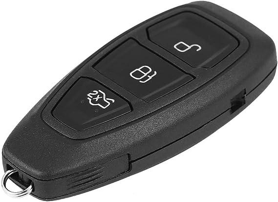 Auto Fernschlüssel Keyless Entry Remote Key 3 Tasten Auto Keyless Entry Fernbedienungsschlüssel Fernbedienungen 80 Bit 4d63 Chip 433mhz Auto