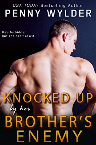 Knocked Up by Her Brother's Enemy cover