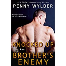 Knocked Up by Her Brother's Enemy