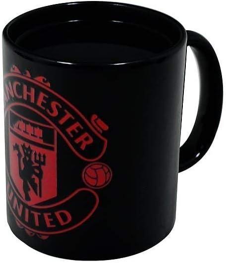 Tasse Changeante /À La Chaleur Marchandise Officielle Manchester United F.C