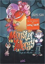 Monster Allergy, tome 1 : Coup de poudre