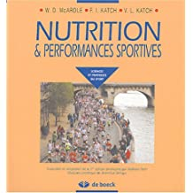 Nutrition & performances sport sciences et pratique