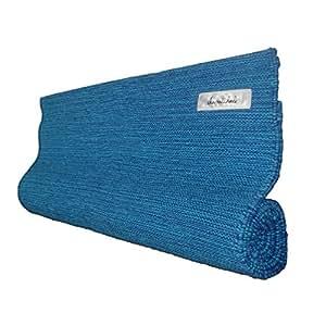 Organic Ekaminhale Yoga Rug (blue)