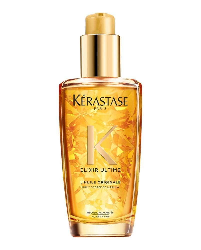 Kerastase Elixir Ultime L'Huile Original Beautifying Hair Oil 3.4 Ounce by KERASTASE