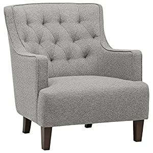 Stone & Beam Decatur Modern Tufted Accent Chair
