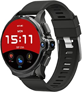 KOSPET Android Smart Watch for Men, Face Unlock Phone Watch with 1.6