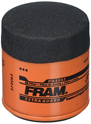 Price comparison product image Fram PH4967 Full Flow Lube Spin On Oil Filter