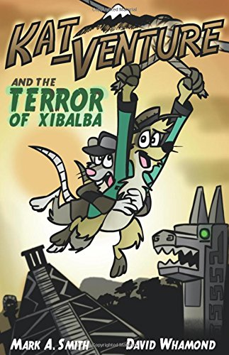 Read Online Kat-Venture and the Terror of Xibalba pdf
