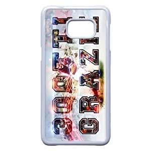 Samsung Galaxy S6 Edge Plus Phone Case White francesco totti RJ2DS6497483