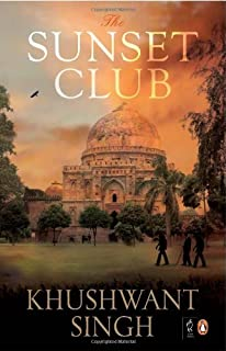The Sunset Club price comparison at Flipkart, Amazon, Crossword, Uread, Bookadda, Landmark, Homeshop18