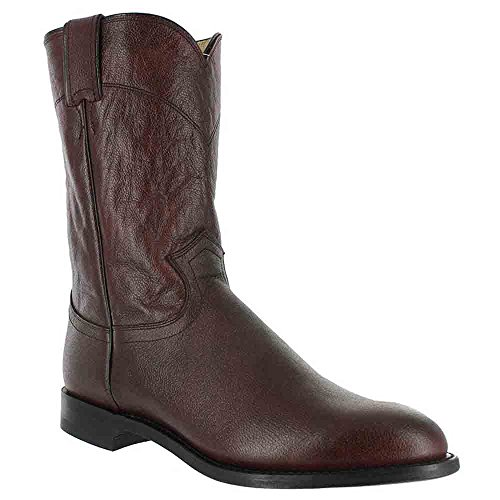 Justin Boots Roper Western Style # 3435 Boots Men's 11.5 (Justin Mens Roper)