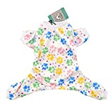 CuteBone Dog Pajamas Dog Apparel Dog Jumpsuit Pet Clothes Pajamas P25M