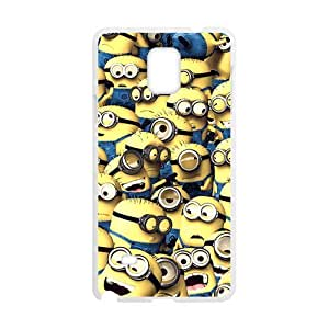Minions Cell Phone Case for Samsung Galaxy Note4