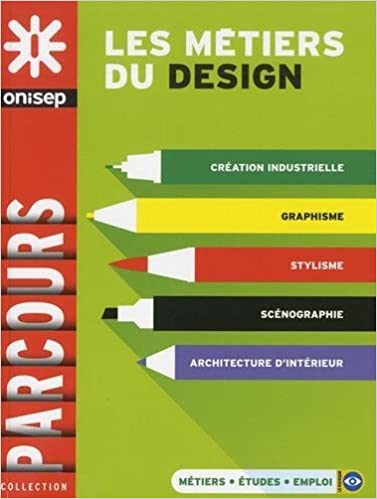 En ligne téléchargement Les métiers du design pdf ebook