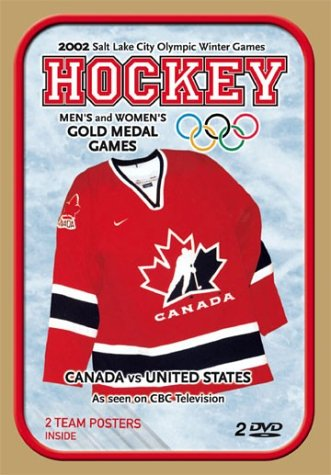 2002 Salt Lake City Games Hockey Men S And Women S Gold