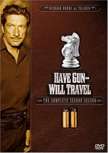 Have Gun Will Travel - The Complete Second Season (Have Gun Will Travel Season 2)