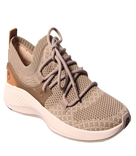 Timberland Womens FlyRoam Go Knit Chukka Pure Cashmere Sneaker - 6.5 by Timberland