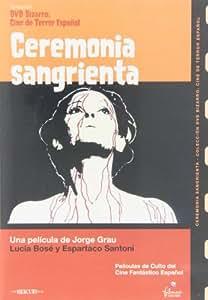 Ceremonia Sangrienta [DVD]