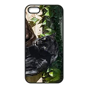 Panther Hight Quality Plastic Case for Iphone 5s