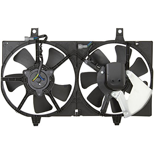 (Spectra Premium CF23024 Dual Radiator Fan Assembly)