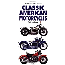 The Illustrated Directory of Classic Motorcycles