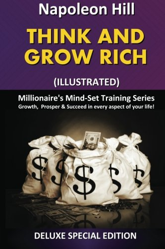 Book cover for Think and Grow Rich