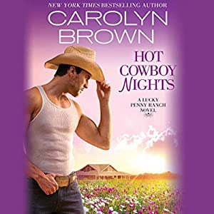 Hot Cowboy Nights Audiobook