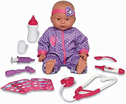 My Sweet Love Breathing Interactive Kids learning Baby Doll pretend Play Toy NEW