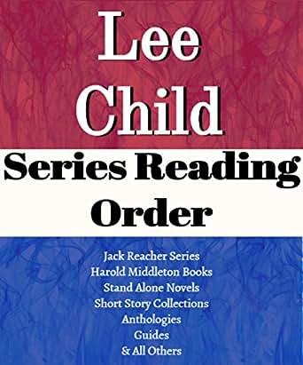 lee child jack reacher series pdf