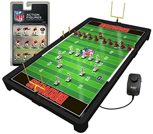 Cleveland Browns Browns NFL NFL Electric Game Football Game [並行輸入品] B07F8HBXYN, バイク用品パーツのゼロカスタム:63536fd6 --- imagenesgraciosas.xyz