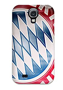 Case Cover Protector Specially Made For Galaxy S4 Bayern Munchen Fc Logo 2119163K29425561