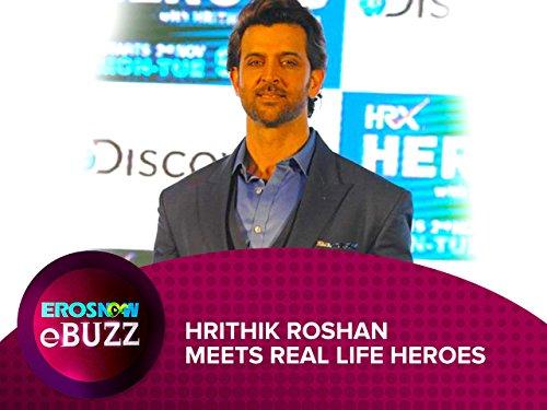 Hrx Series - Hrithik Roshan Meets Real Life Heroes