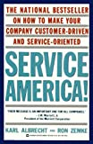 img - for Service America!: Doing Business in the New Economy book / textbook / text book