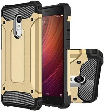 i-comercio Armor Funda Xiaomi Redmi Note 4 / 4X Carcasa Hibrida ...