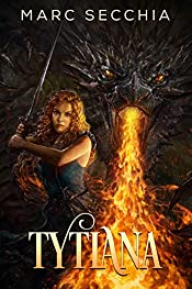 Tytiana: A gripping adventure on the Shapeshifter Dragons timeline
